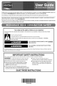 Maytag MMV1174DS0 Operation & user's manual - Page 1