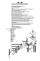 Kenwood MAJOR PRO KMP770 series Instructions manual - Page 5