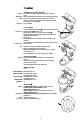 Kenwood MAJOR PRO KMP770 series Instructions manual - Page 6