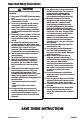 Maytag JMC9158AAW Service manual - Page 5