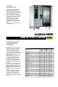 Zanussi easySteam 238002 Brochure & specs - Page 1