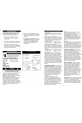 Danby AAC7340D Use and care manual - Page 6