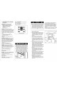 Danby AAC7340D Use and care manual - Page 7