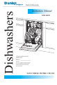Danby DDW1802BL Instruction manual - Page 1