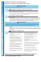 Danby DDW1802BL Instruction manual - Page 3