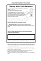 Danby DCF1014WE Owner's manual - Page 3