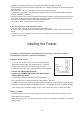 Danby DCF1014WE Owner's manual - Page 4