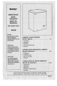 Danby DCF401W Owner's manual - Page 1