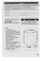 Danby DCF401W Owner's manual - Page 2