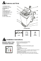 Danby DWM17WDB Use and care manual - Page 5