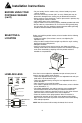 Danby DWM17WDB Use and care manual - Page 6
