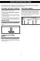 Danby DAR044A1SLDD Owner's use and care manual - Page 5