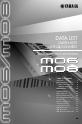 Yamaha MO6 Manual - Page 1