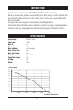 Yard Works YW1100TP Instruction manual - Page 4