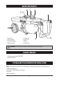 Yard Works YW1100TP Instruction manual - Page 5