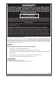 Yard Works YW65PFF Instruction manual - Page 3