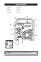 Yard Works YW65PHP Instruction manual - Page 5