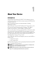 Dell DJ MP3 Operation & user's manual - Page 6