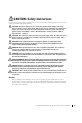 Dell 2124 System information manual - Page 6