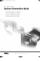 Dell Latitude X200 Information manual - Page 1