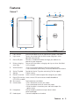 Dell STREAK 7 Operation & user's manual - Page 5