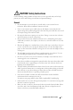 Dell Axim X3 Information manual - Page 7