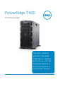 Dell External OEM Ready T420 Technical manual - Page 1