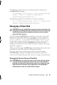 Dell PowerVault MD3600f Command line interface manual - Page 87