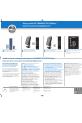 Dell W2606C Setup manual - Page 2