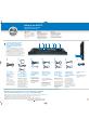 Dell W3706MC Setup manual - Page 1