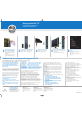 Dell W3706MC Setup manual - Page 2