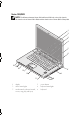 Dell 1510 - Vostro - Core 2 Duo 2.1 GHz Setup & features manual - Page 3