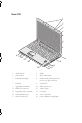Dell 1510 - Vostro - Core 2 Duo 2.1 GHz Setup & features manual - Page 5