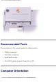 Dell d400 - Latitude - Pentium M 1.3 GHz Service manual - Page 6