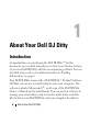 Dell DJ Ditty Owner's manual - Page 8