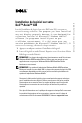 Dell Axim X30 Software installation manual - Page 5