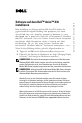 Dell Axim X30 Software installation manual - Page 7