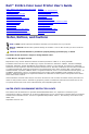 Dell 3130cn - Color Laser Printer Operation & user's manual - Page 1