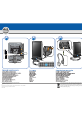 Dell AS501 - Sound Bar PC Multimedia Speakers Setup manual - Page 2