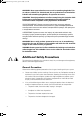 Dell PowerVault 50F Rack installation manual - Page 4