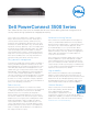 Dell 3500 Series Specifications - Page 1