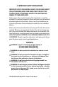 E&J Traveler L4 Operation & user's manual - Page 5