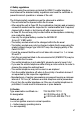 Ecom Instruments Ex-GSM 01 EU Operating instructions manual - Page 6