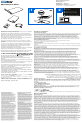 Western Digital My Passport Elite Quick installation manual - Page 1