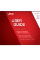 Vizio M320SL Operation & user's manual - Page 1