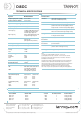 Tannoy Di8DC Specifications - Page 2