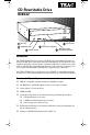 Teac -380467-003 - COMPAQ PRESARIO C300 C500 C700 F500 F700 LAPTOP CHARGER Introduction manual - Page 1