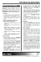Altinex DA1203RM Operation & user's manual - Page 3