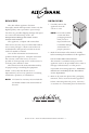 Alto-Shaam QC-3 Installation & operation manual - Page 3