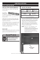 Alto-Shaam QC-3 Installation & operation manual - Page 6